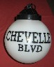 Chevelle Night Light